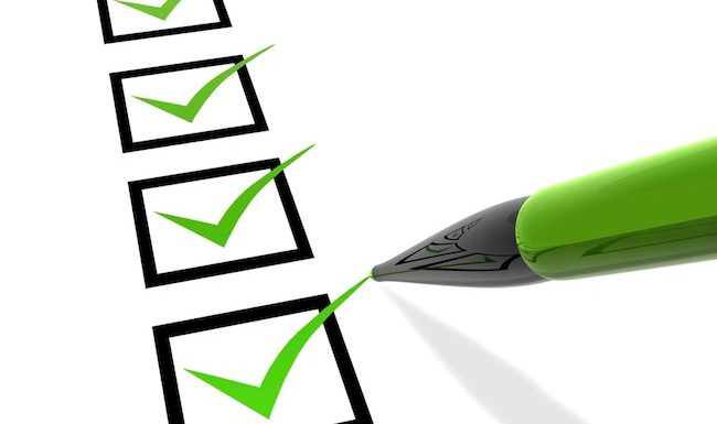 The (Essential) 7 Point SEO Checklist For Blogs